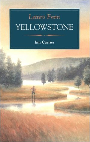 Letters from Yellowstone cover
