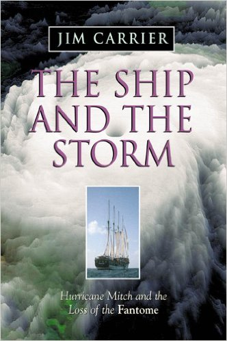 The Ship and The Storm cover